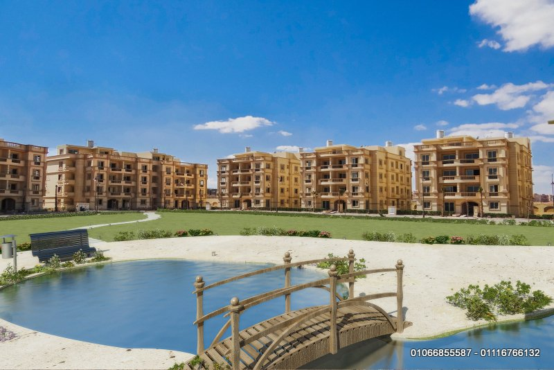 Beta-Greens-Beta-Egypt-Golf Residence-بيتا-جرينز-ايجيبت-جولف-ريزدانس