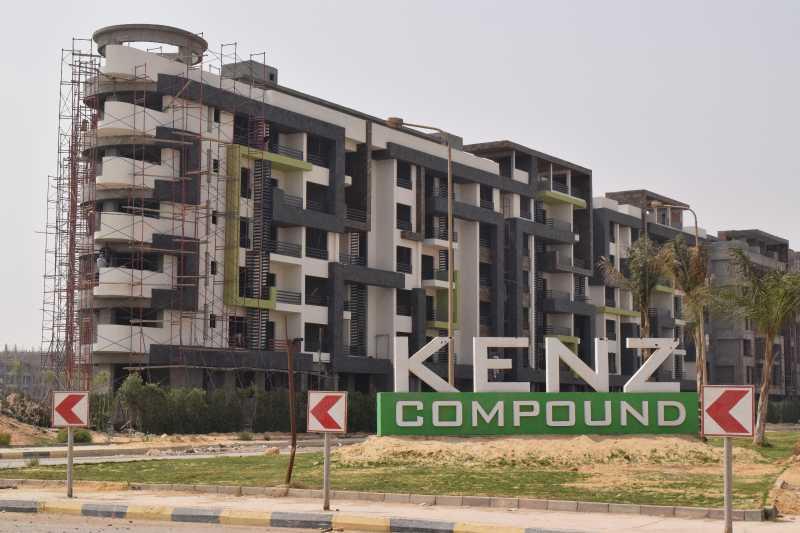 كمبوند-كنز-6-اكتوبر Kenz Compound