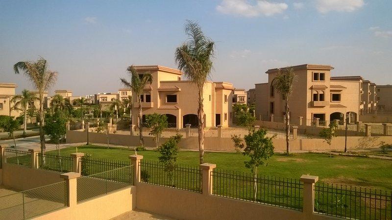 Rayhana compound rehana 6 October Villas كمبوند-ريحانة-6-اكتوبر